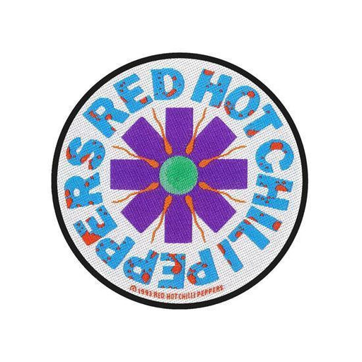 Patch - Red Hot Chili Peppers - Sperm Logo