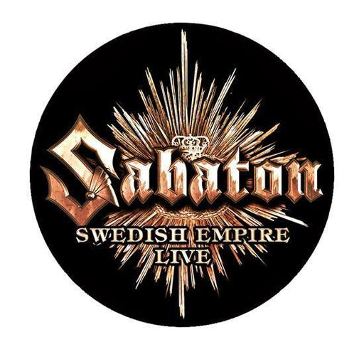 Patch - Sabaton - Swedish Empire Live-Metalomania