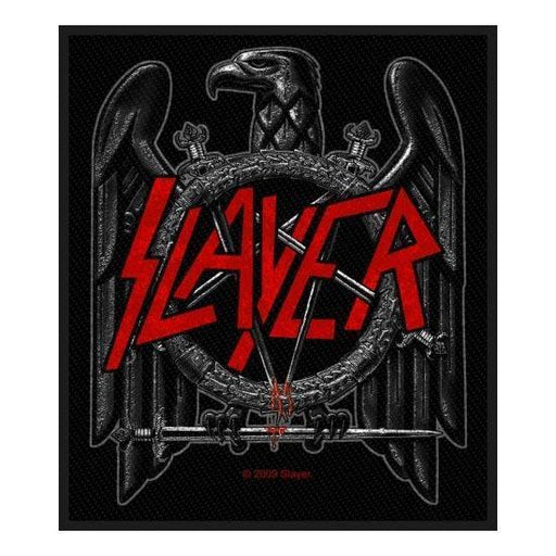 Patch - Slayer - Black Eagle-Metalomania