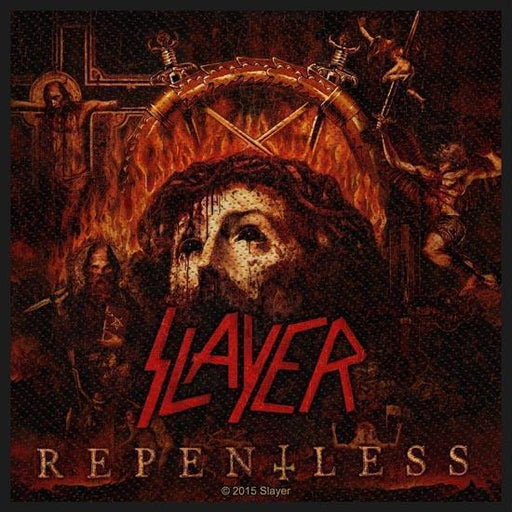 Patch - Slayer - Repentless-Metalomania