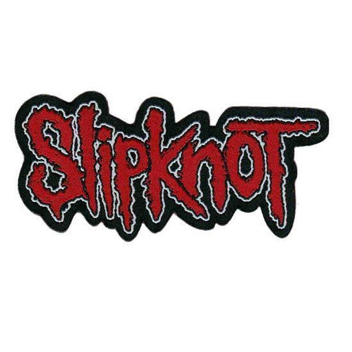 Patch - Slipknot - Logo with black outline-Metalomania