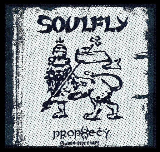 Patch - Soulfly - Prophecy