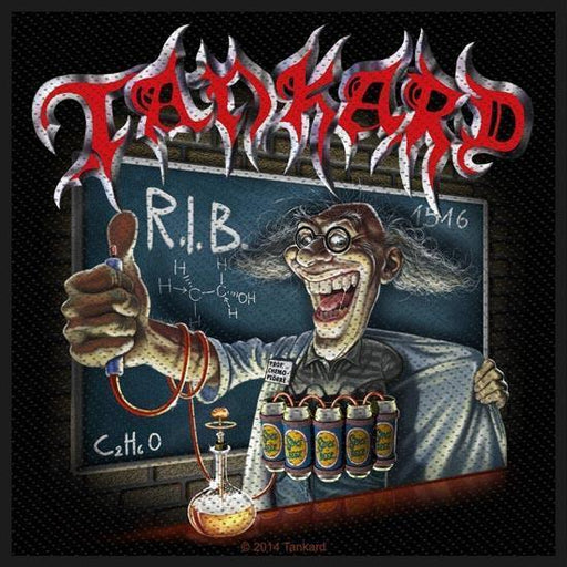 Patch - Tankard - R.I.B