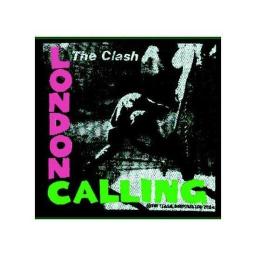 Patch - The Clash - London Calling-Metalomania