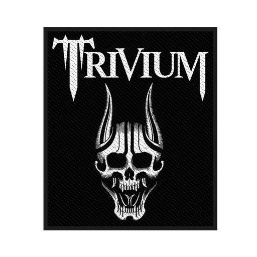 Patch - Trivium - Screaming Skull-Metalomania