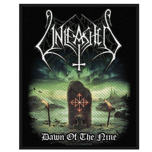 Patch - Unleashed - Dawn of the Nine-Metalomania