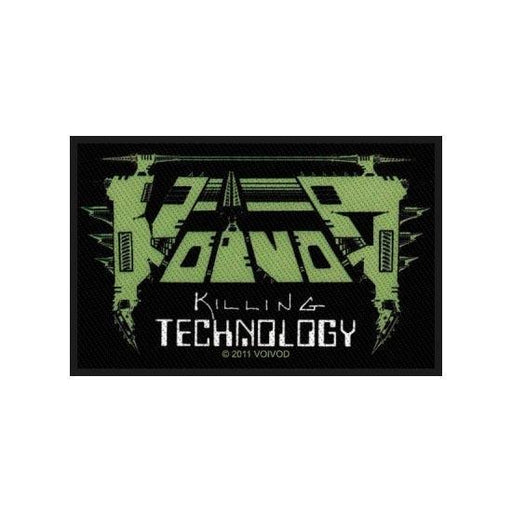 Patch - Voivod - Killing Technology