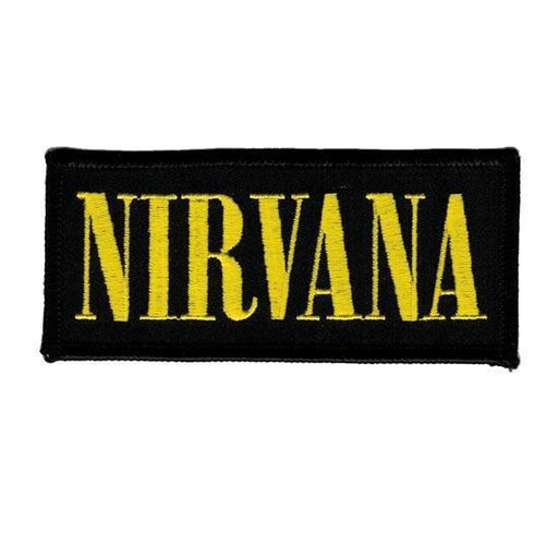 Patch Nirvana Logo