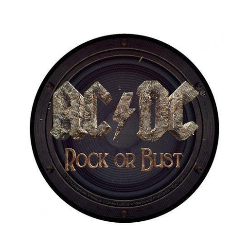 Patch - ACDC - Rock or Bust-Metalomania