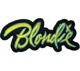 Patch - Blondie - Logo Patch