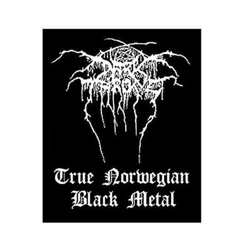 Patch - DarkThrone - True Norweigan Black Metal-Metalomania