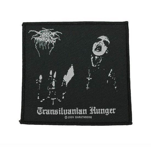 Patch - DarkThrone - Transylvanian Hunger-Metalomania