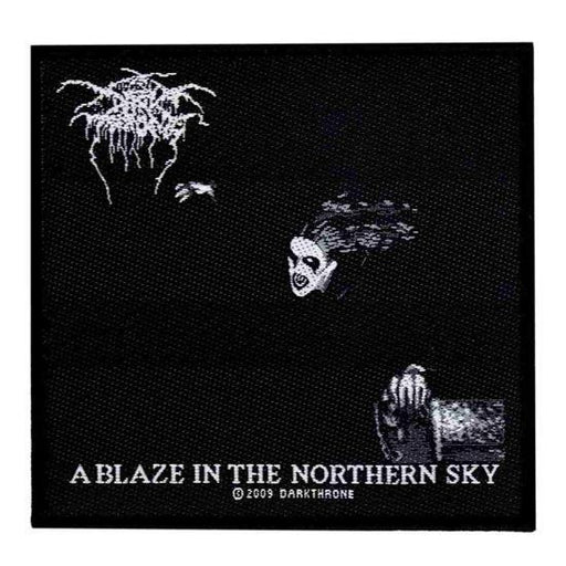 Patch - Darkthrone - A Blaze in the Northern Sky-Metalomania