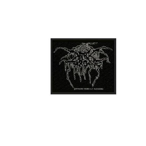 Patch - Darkthrone - Lurex Logo-Metalomania