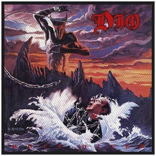 Patch - DIO - Holy Diver-Metalomania
