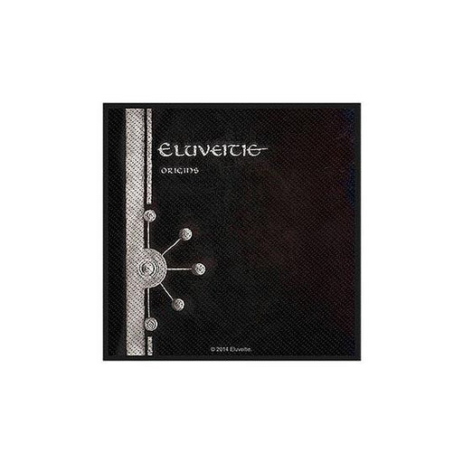 Patch - Eluveitie - Origins-Metalomania