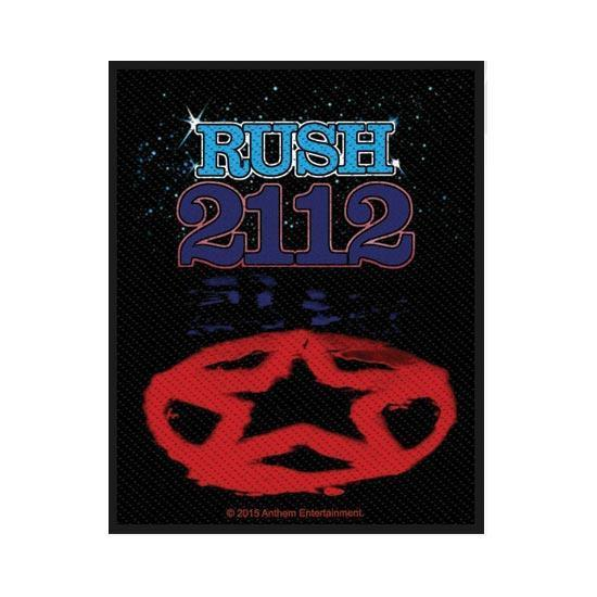 Patch - Rush - 2112-Metalomania
