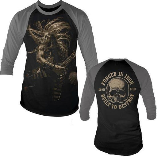 Raglan - Black Label Society - Forged in Iron