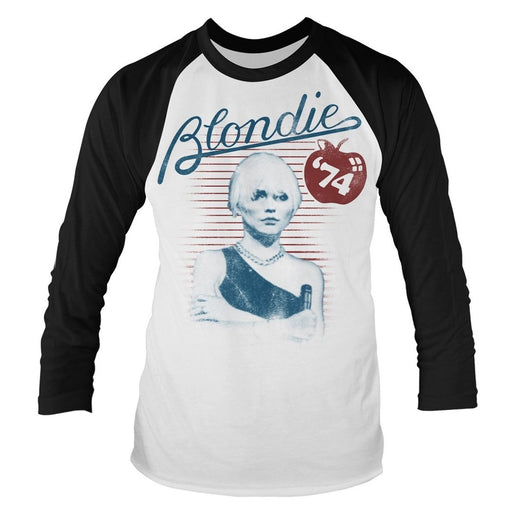 Raglan - Blondie - Apple 74-Metalomania