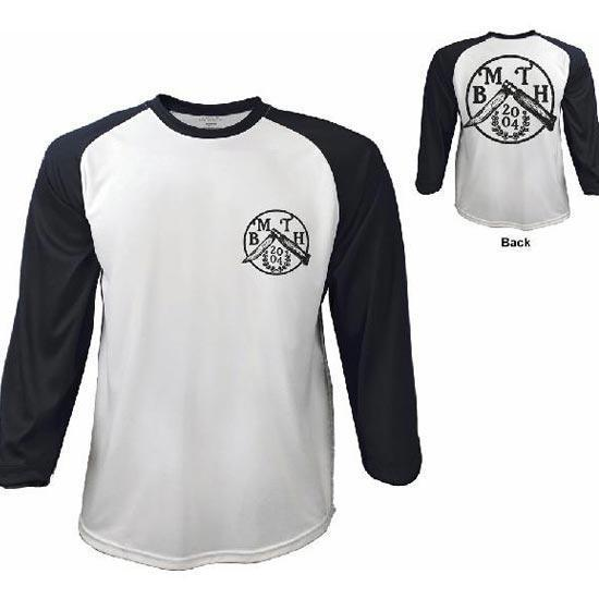 Raglan - Bring Me The Horizon - Flick Knife-Metalomania