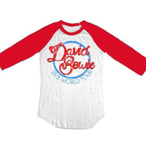 Raglan - David Bowie - 1978 World Tour