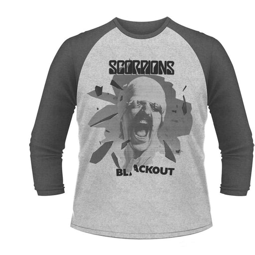 Raglan - Scorpions - Black Out-Metalomania