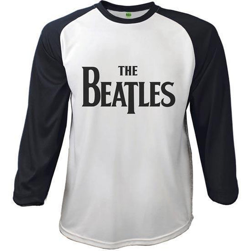 Raglan - The Beatles - Drop T Logo