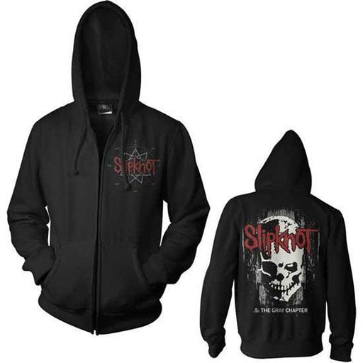 Slipknot - Skull Back ZIP (Hoodies)