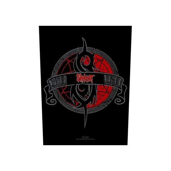 Back Patch - Slipknot - Crest-Metalomania