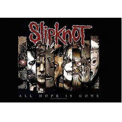 Slipknot Fractions - All Hope is Gone (Flag)