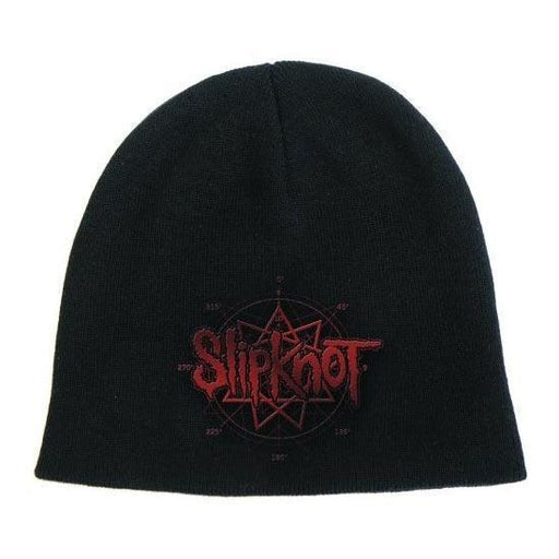 Slipknot Logo (Beanies)-Metalomania