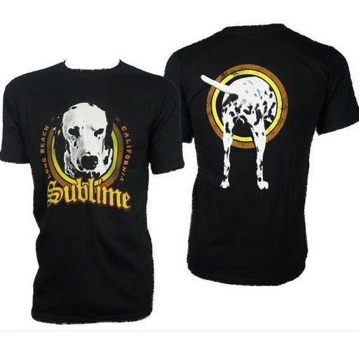 T-Shirt - Sublime - Lou Dog-Metalomania