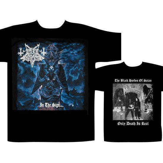T-Shirt -  Dark Funeral - In The Sign