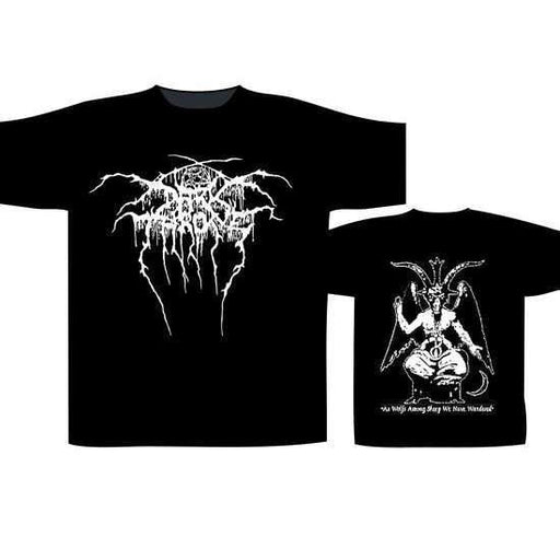 T-Shirt - Darkthrone - Baphomet V2-Metalomania