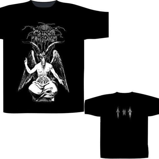 T-Shirt - Darkthrone - Black Death Beyond Baphomet-Metalomania