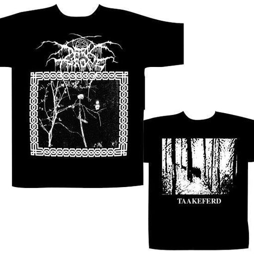 T-Shirt - Darkthrone - Under a Funeral Moon-Metalomania