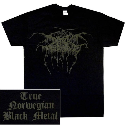 T-Shirt - Darkthrone - True Norwegian Black Metal-Metalomania