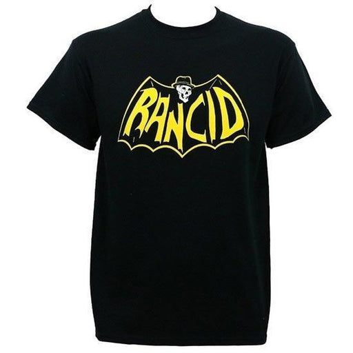 T-Shirt - Rancid - Bat Logo-Metalomania
