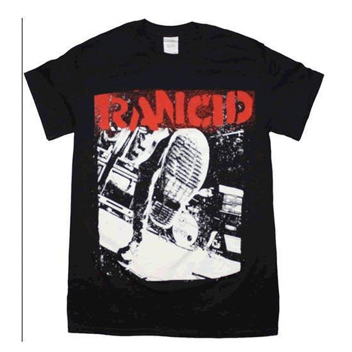 T-Shirt - Rancid - Boot-Metalomania