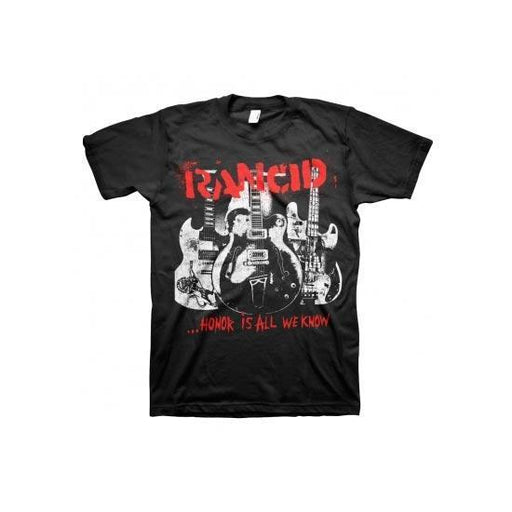 T-Shirt - Rancid - Honor-Metalomania