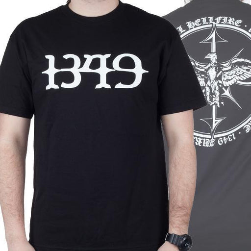 T-Shirt - 1349 - Logo-Metalomania