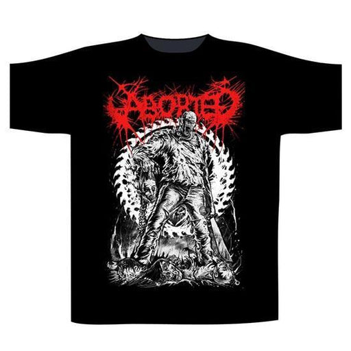 T-Shirt - Aborted - Jason-Metalomania