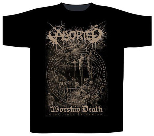 T-Shirt - Aborted - Worship Death