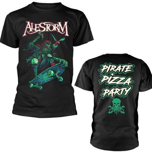 T-Shirt - Alestorm - Pirate Pizza Party-Metalomania
