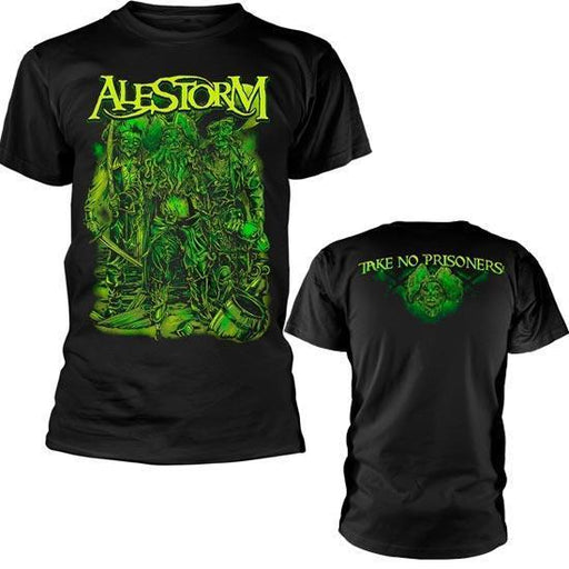 T-Shirt - Alestorm - Take No Prisoners-Metalomania