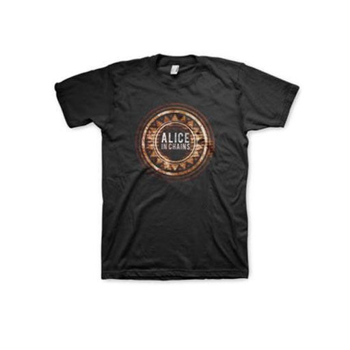 T-Shirt - Alice in Chains - Logo Circle