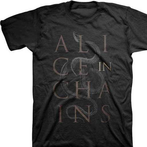 T-Shirt - Alice in Chains - Snake