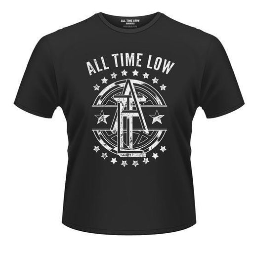 T-Shirt - All Time Low - Emblem-Metalomania