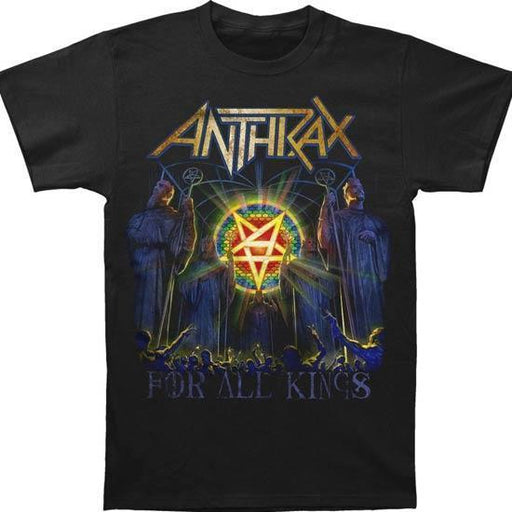 T-Shirt - Anthrax - For All Kings Cover-Metalomania
