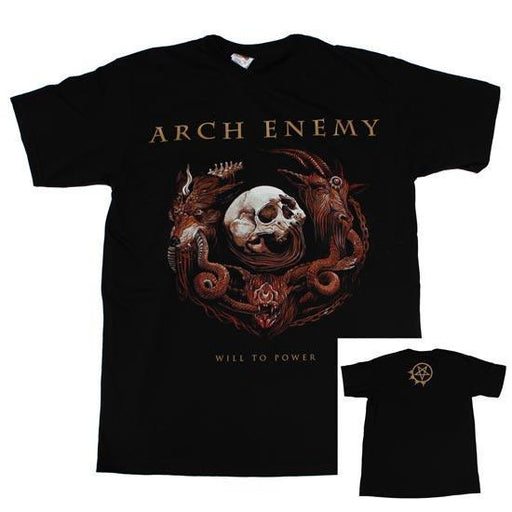 T-Shirt - Arch Enemy - Will To Power